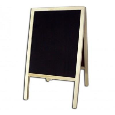 Pizarron libro 80x45 cm negro Les Cahiers
