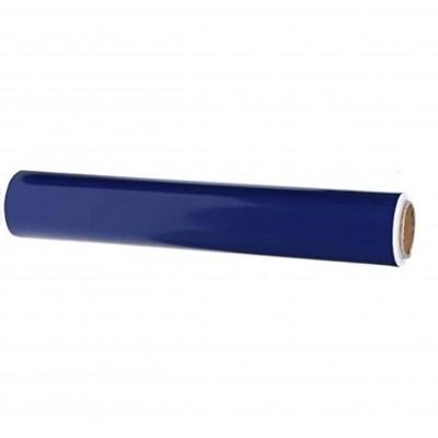 Rollo adhesivo de 45 cm Azul x 1 metro Self