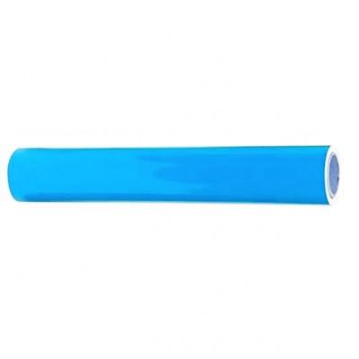 Rollo adhesivo de 45 cm Celeste x 1 metro Self