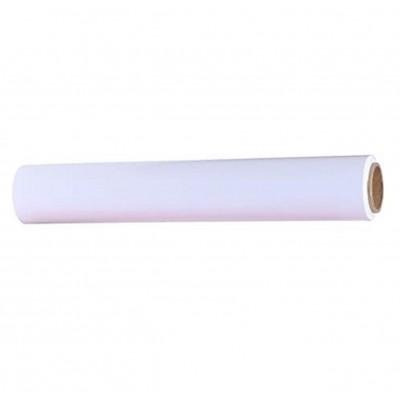 Rollo adhesivo de 45 cm Blanco x 1 metro Self