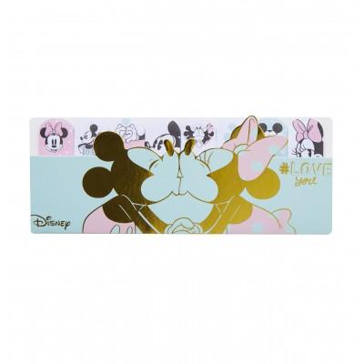 Banderitas adhesivas 44x15 mm Mickey & Minnie x8 blocks Mooving