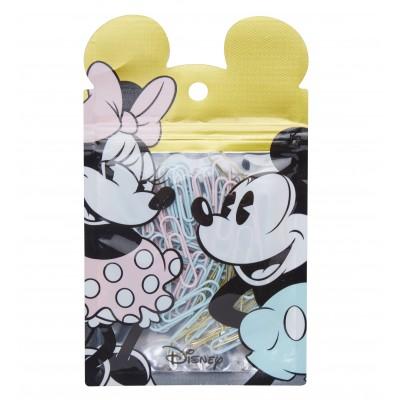 Clips 33 mm Mickey & Minnie x60 unidades Mooving