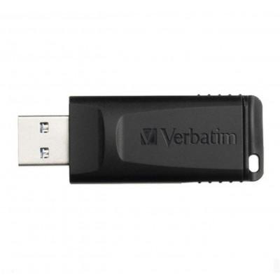Pendrive 16 GB USB Retráctil Negro Verbatim