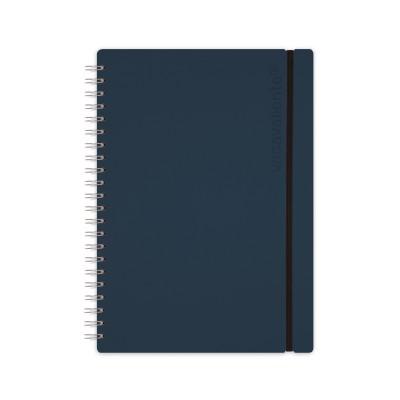 Cuaderno Studio A4 Petróleo x80 hojas lisas Vacavaliente