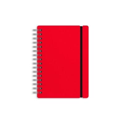 Cuaderno Studio A5 Bullet Rojo x80 hojas punteadas Vacavaliente