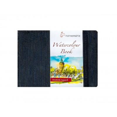 Watercolour Book A5 Apaisado Grano Fino de 200 gramos x30 hojas Hahnemühle