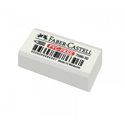Goma para lápiz PVC Free Faber-Castell