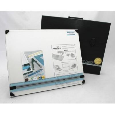 Tablero portatil 40 x 50 cm con portatablero Plantec