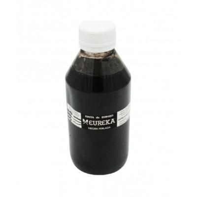 Tinta China Negra Perlada x250 cc Eureka