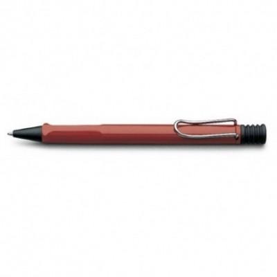 Boligrafo lamy safari cuerpo rojo 216
