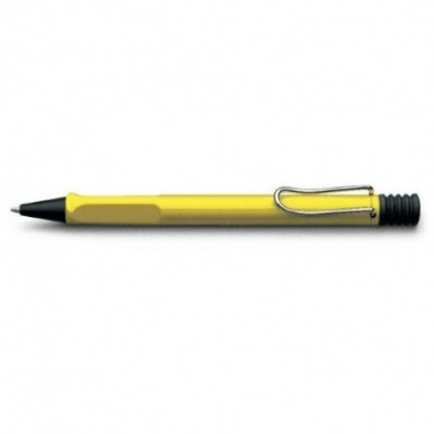 Boligrafo lamy safari cuerpo amarillo 218