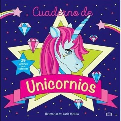 Cuaderno de Unicornios V&R Editoras