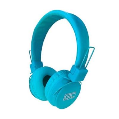 Auricular Bluetooth 5.0 Azul GTC