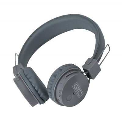 Auricular Bluetooth 5.0 Gris GTC