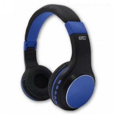 Auricular Bluetooth 4.2 Negro & Azul GTC