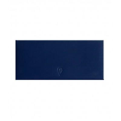 Agenda Semanal Piccola Span azul encuadernada Morgan