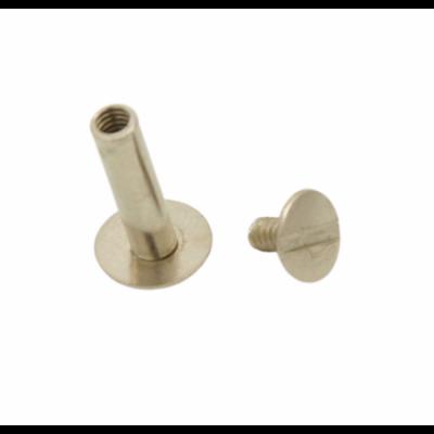 Tornillo de metal extensible x20 mm de largo