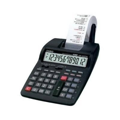 Calculadora  Casio HR-100 TM