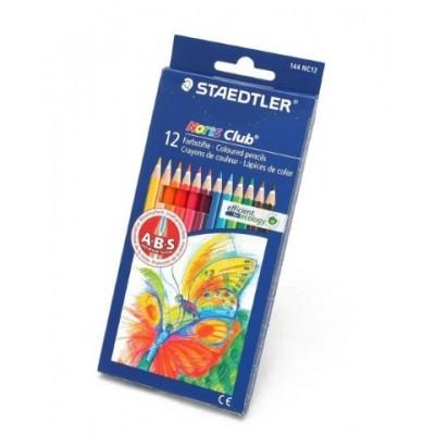Lápices de Colores x12 unidades caja Staedtler