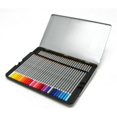 Lápices Acuarelables Karat Aquarell x60 colores lata Staedtler