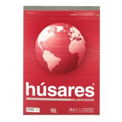 Block A4 Business CUADRICULADO Husares