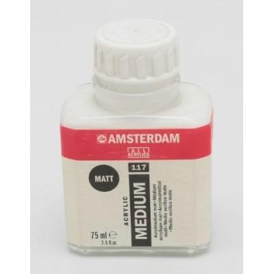 Medium acrilico mate Amsterdam 75 cc Talens