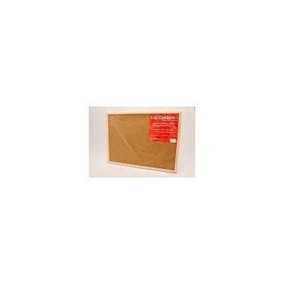 Pizarra 90x120cm corcho marco madera
