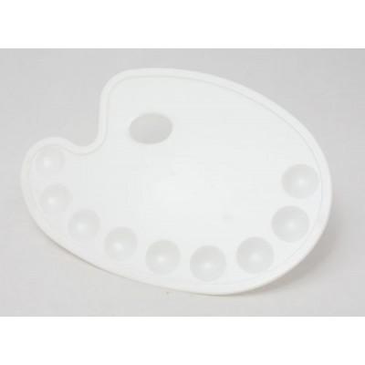 Mezclador plástico ovalado 9 cavidades ATSP-16 Artmate