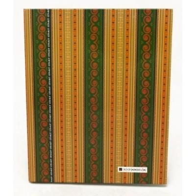 Carpeta Carta Indian style x 120 hojas rayadas Cita Kit