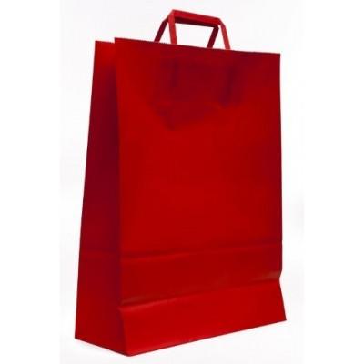 Bolsa regalo acuario Rojo 30x12x41cm Romi Pack