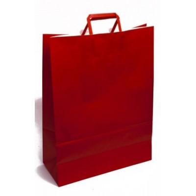 Bolsa regalo acuario Rojo 36x15x48cm Romi Pack
