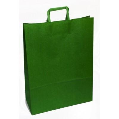 Bolsa regalo acuario Verde 36x15x48cm Romi Pack