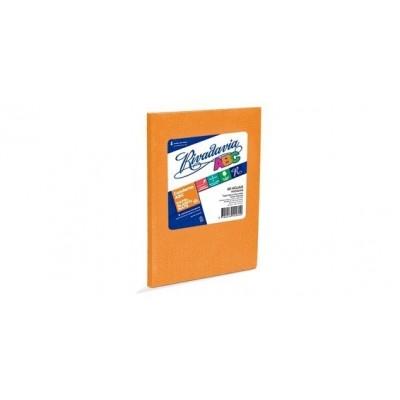 Cuaderno ABC 19x23 cm rayado NARANJA x48 hojas Rivadavia