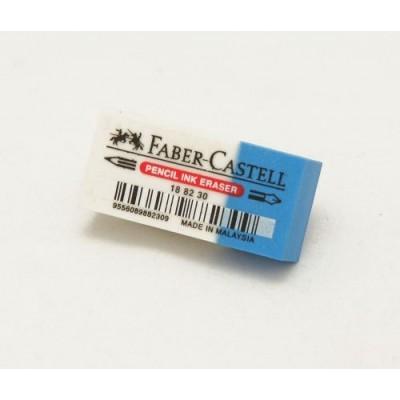 Goma plastica para lapiz/tinta Faber-Castell