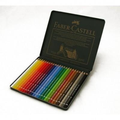 Lapices acuarelables Durer x 24 Faber-Castell