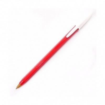 Bolígrafo Opaco ROJO 1 mm BIC