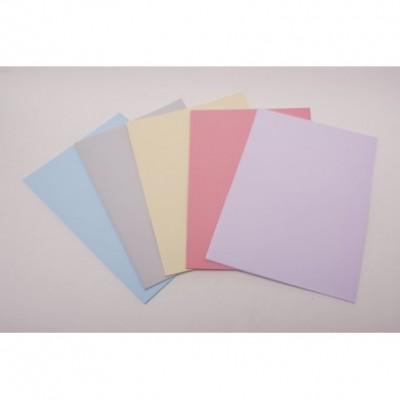 Papel 90 grs A4 x 25 hojas telado Rosa Paperland