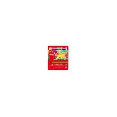 Lapiz supracolor lata x 18 colores CD'A