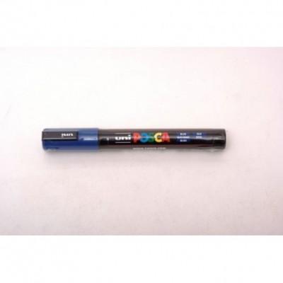 Marcador Posca PC-5M Azul (0300) Uni-ball