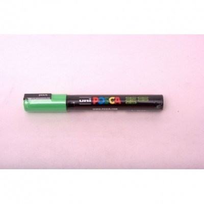 Marcador Posca PC-5M Verde Claro (0520) Uni-ball