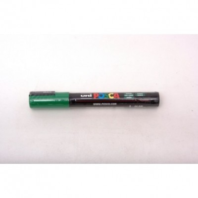 Marcador Posca PC-5M Verde (0500) Uni-ball
