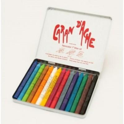Crayon neocolor lata x 15 colores CD'A