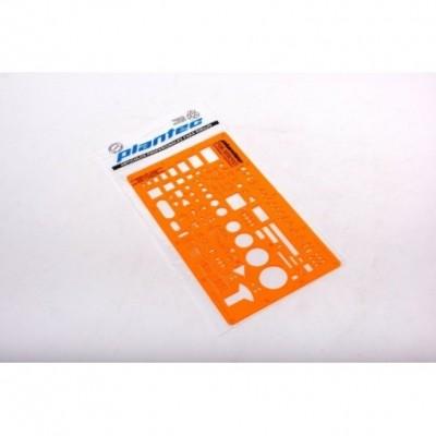 Plantilla Inyectada Profesional de Electricidad y Electrónica Mod. 2126 Plantec