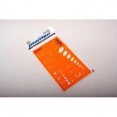 Plantilla Inyectada Profesional de Mecánica Mod 2130 Plantec