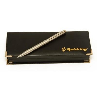 Boligrafo goldring acero pulido