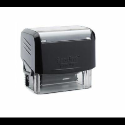 Sello Automático Printy 3911 38x14 mm NEGRO Trodat