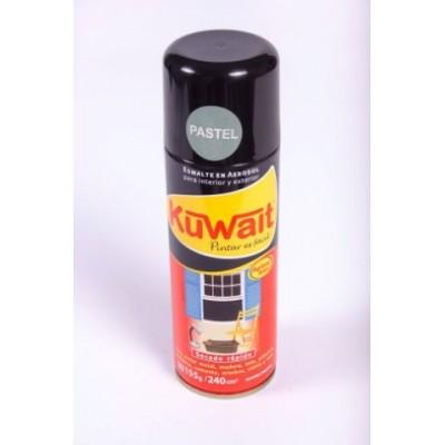 Esmalte Sintético en Aerosol Pastel Efecto TIZA GRIS PERLA x240 cc Kuwait