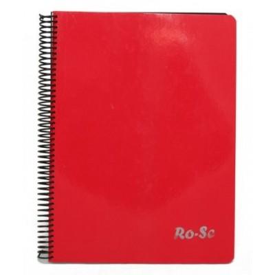 Cuaderno con espiral A4...