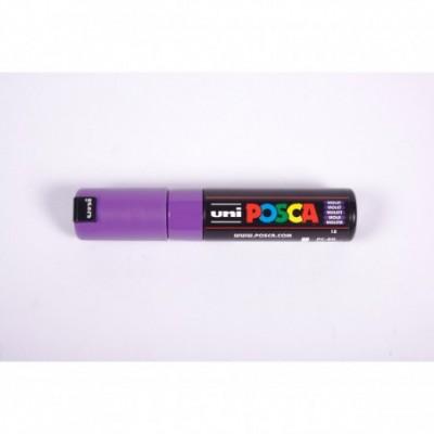 Marcador Posca PC-8K Violeta (0800) Uni