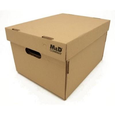 Caja de archivo americana alta 42x32x25 cm M&D